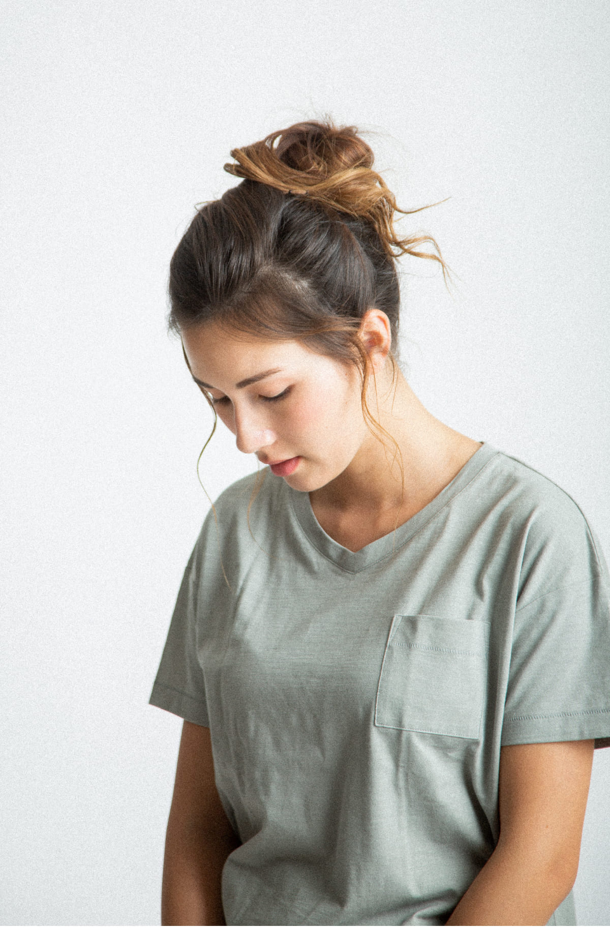 写真:女性モデル